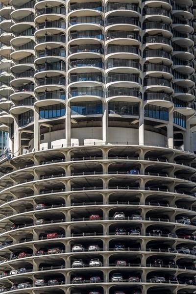 LES TOURS MARINA CITY, LES JUMELLES DE CHICAGO