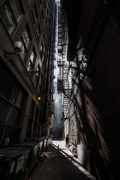 Les rues sombres de Chicago