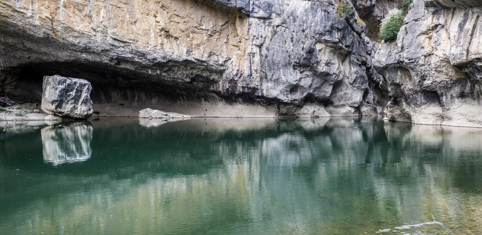 Canyon de Lumbier