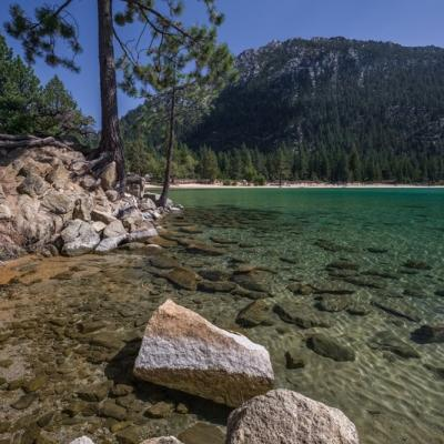 LAKE TAHOE SAND HARBOR (NEVADA)