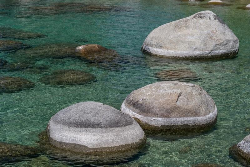 LAKE TAHOE SAND HARBOR (NEVADA)