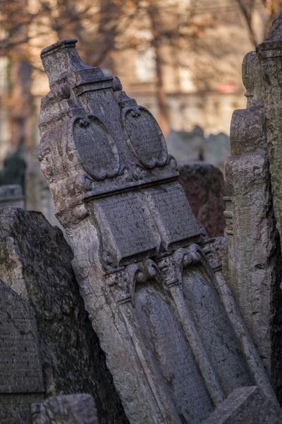 Vieux cimetière juif