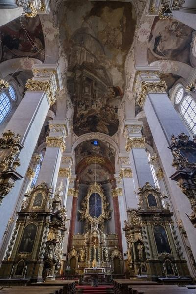 Eglise Kostel svatého Jiljí