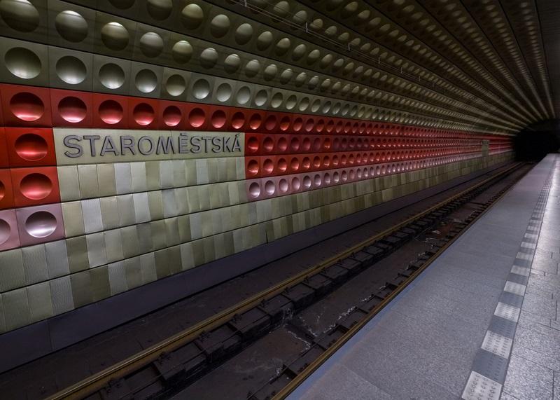 Métro de Prague