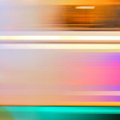 Une photo loupée aux belles couleurs