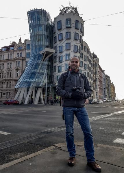 Prague, la maison qui danse