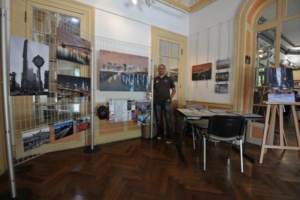 Expo Louis David Andernos 2014