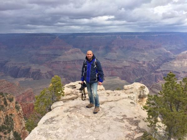 Le grand canyon USA